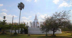 Thuparama Dagoba, Anuradhapura, Sri Lanka