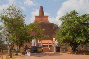 Triangulo Cultural, Anuradhapura y Mihintale, Sri Lanka