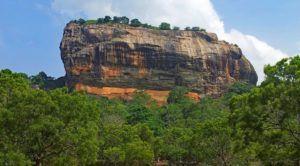 Sigiriya, la Roca del León, Sri Lanka