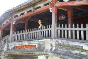 Hoi An, puente cubierto japonés