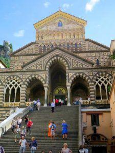 Catedral de San Andrés, Amalfi, Costa Amalfitana