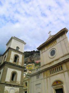 Chiesa di Santa Maria Assunta, Positano