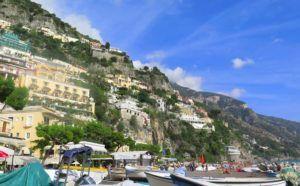 Spiaggia Grande, Positano, qué ver en la Costa Amalfitana