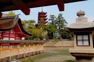 Templo sintoísta Itsukushima, Miyajima