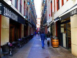 El Tubo de Zaragoza, ruta, historia y bares de Tapas y Vinos
