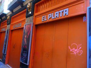 El Plata, ruta por el Tubo de Zaragoza