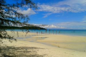 Long Beach, Koh Rong, Camboya