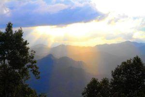 Poblado Akha, Laos
