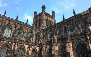 La Catedral de Chester