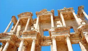 Biblioteca de Celso, qué ver en Éfeso, Turquía