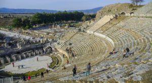 Anfiteatro de Éfeso, Turquía