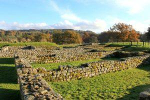 Restos romanos de Chester