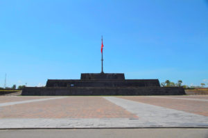 Torre de la bandera de Hue, Vietnam