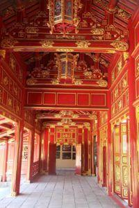 Palacio Thai Hoa, Ciudadela de Hue, Vietnam