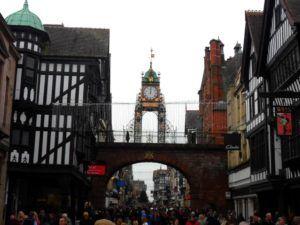 Reloj Eastgate, Chester
