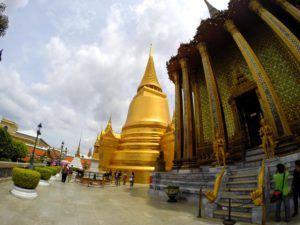 Palacio Real y el Wat Phra Kaeo, Bangkok