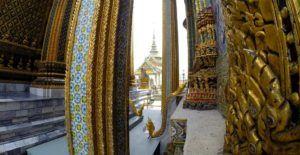 Palacio Real y el Wat Phra Kaeo