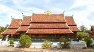 Wat XiengThonh, Luang Prabang