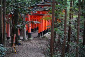 Fushimi Inari, Kioto, Japón