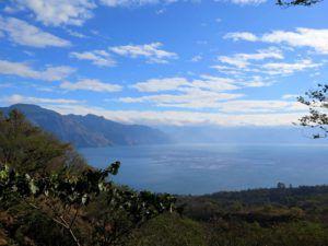 Ascensión al volcan de San Pedro, Guatemala