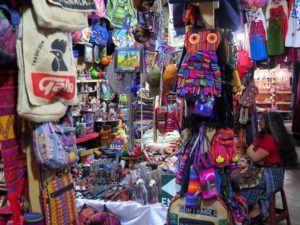 Mercado, Antigua Guatemala