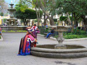 Plaza de Central, Antigua Guatemala