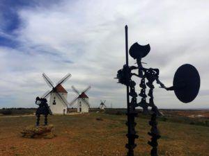 Molinos de Viento de La Mancha, Mota del Cuervo