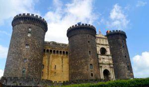 Castel Nuovo, Nápoles