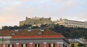 Castillo de Sant Elmo, Nápoles