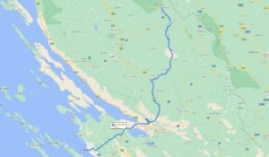 Cómollegar a los Lagos de Plitvice desde Zadar