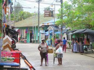 Los garífunas, población de Livingston