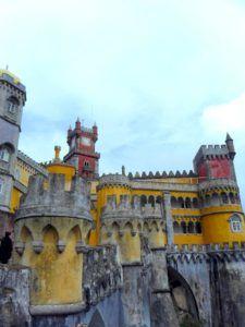 Palacio Da Pena, la maravilla de Portugal en Sintra