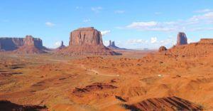 Guía para visiatar el Monument Valley, EEUU