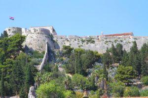 Fortaleza Española de Hvar, ruta por las islas de Croacia