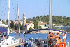 Hvar, la isla croata de la lavanda