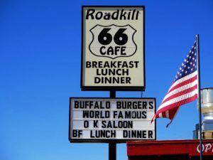 La mítica Ruta 66