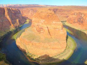 Horseshoe Bend, la Herradura, Arizona, EEUU