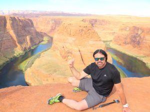 Horseshoe Bend, la Herradura, Arizonza, EEUU
