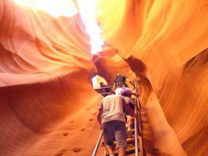Antelope Canyon, Arizonza, EEUU