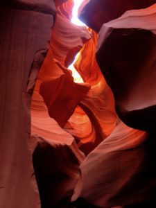 El Antelope Canyon