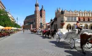Cracovia, qué ver y hacer, Polonia