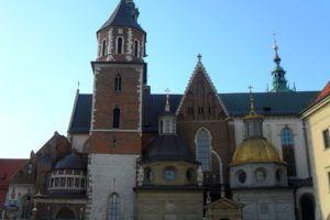 Catedral de San Estanislao y San Wenceslao, Cracovia