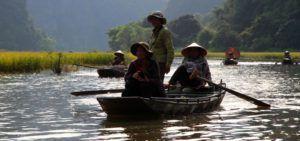 Ruta por el Sudeste Asiático, Tam Coc, Vietnam