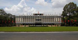 Palacio de la Reunificacion de Ciudad Ho Chi Minh