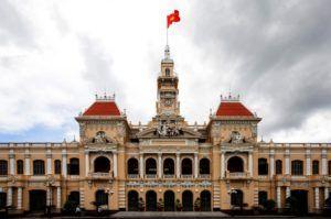 Ayuntamiento de Ciudad Ho Chi Minh