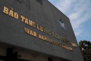 Museo de la Guerra de Ciudad Ho Chi Minh