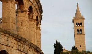 Pula y el legado Romano, qué ver en Istria