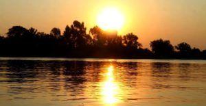 Safari por el rio Chobe, Botswana