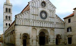 Catedral de Santa Anastasia de Zadar, Croacia