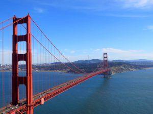 Ruta por Estados Unidos, Golden Gate